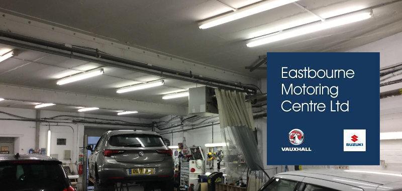 Eastbourne Vauxhall LED Case Study
